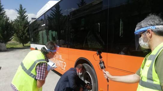 As part of Skilled Hands Project, we continued our exams in Gaziantep