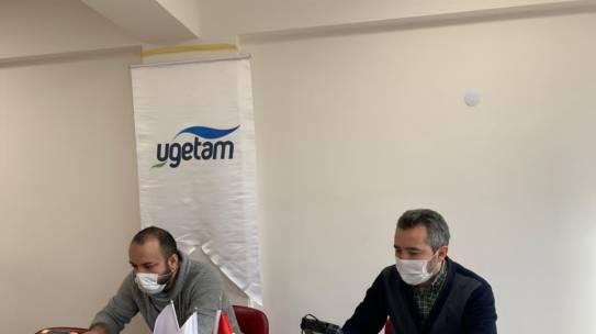 UGETAM 'da Tahribatsız Muayene Eğitimleri