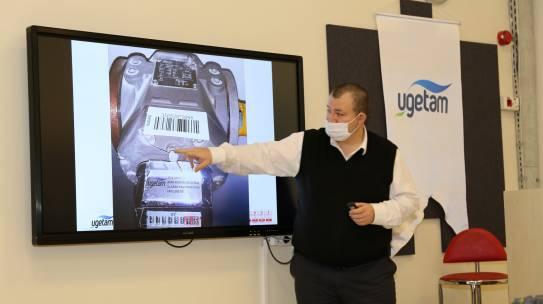 UGETAM ve İGDAŞ İşbirliği ile İGDAŞ Çalışanlarına Uygulamalı Teknik Eğitim Verildi